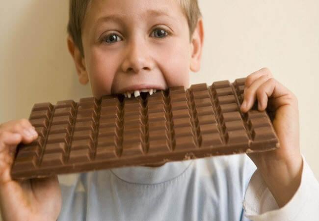 користь шоколаду