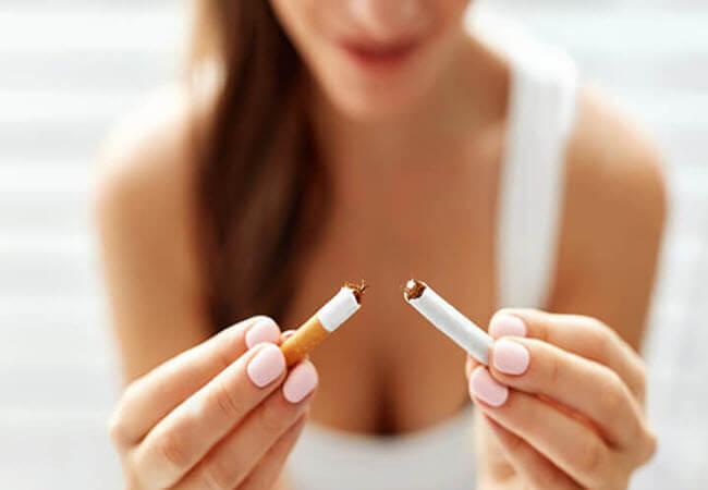 куріння і зір