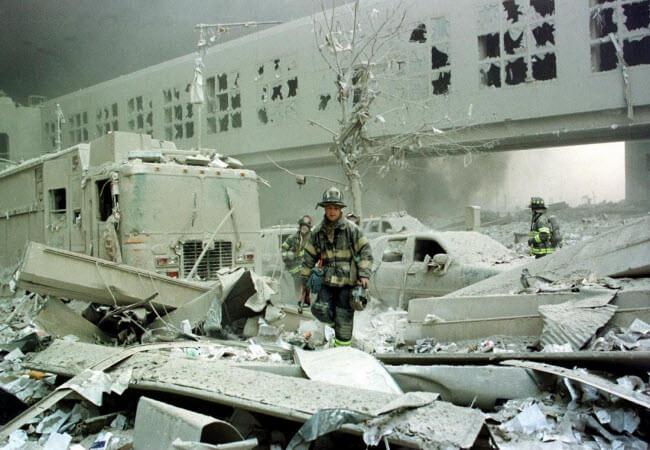 катастрофа 9/11
