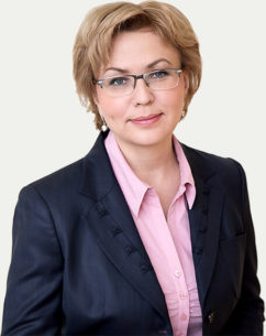 Наталія Фадєєва