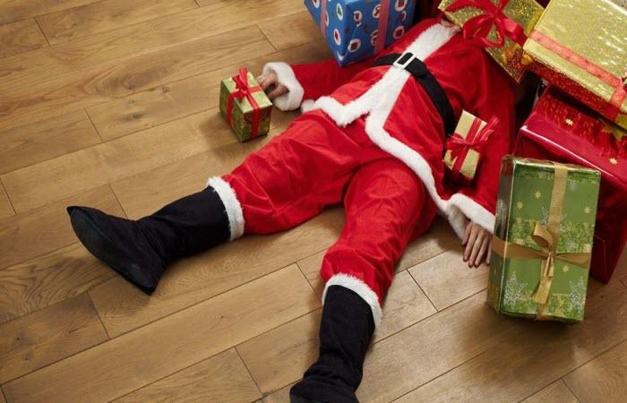 Різдвяні травми