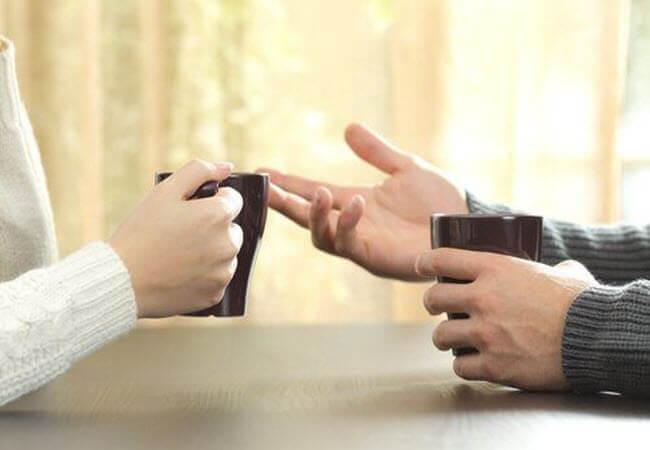 Мова тіла і жести руками