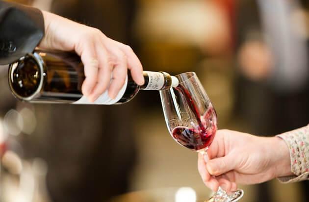 переваги червоного вина