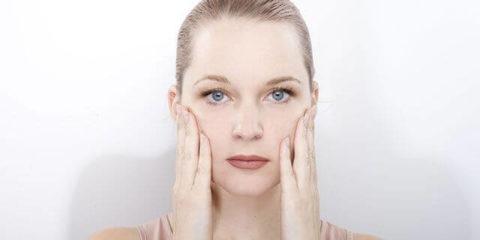 вправа на поліпшення тонусу обличчя