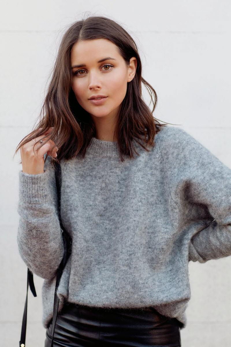 вільний светр