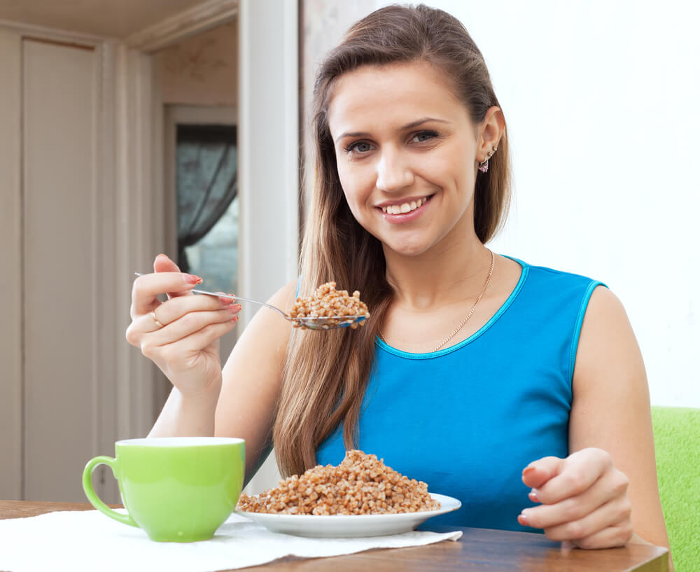 хочу сесть на гречневую диету