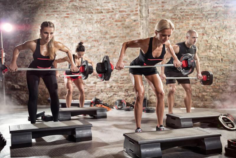 Тренування на силову витривалість