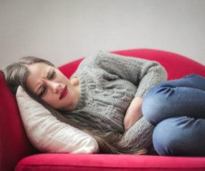 Біль при менструації