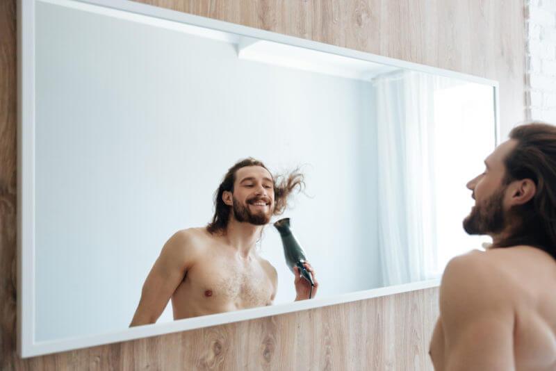Сушити бороду