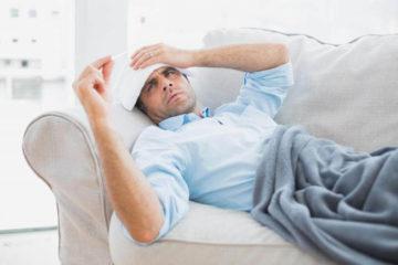 чоловічий грип