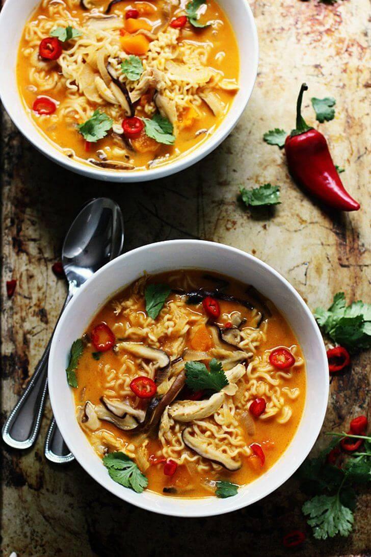 гострий суп