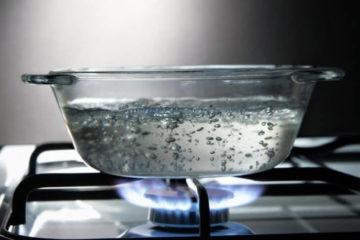 Кип'ятити воду