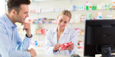 В аптеці