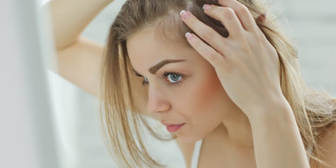 випадання волосся