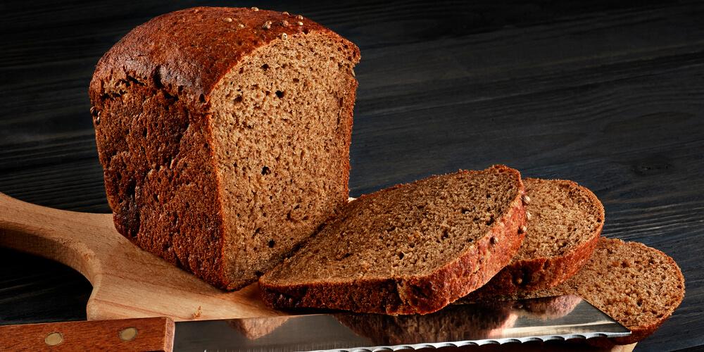 Сірий хліб