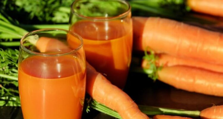 сік моркви