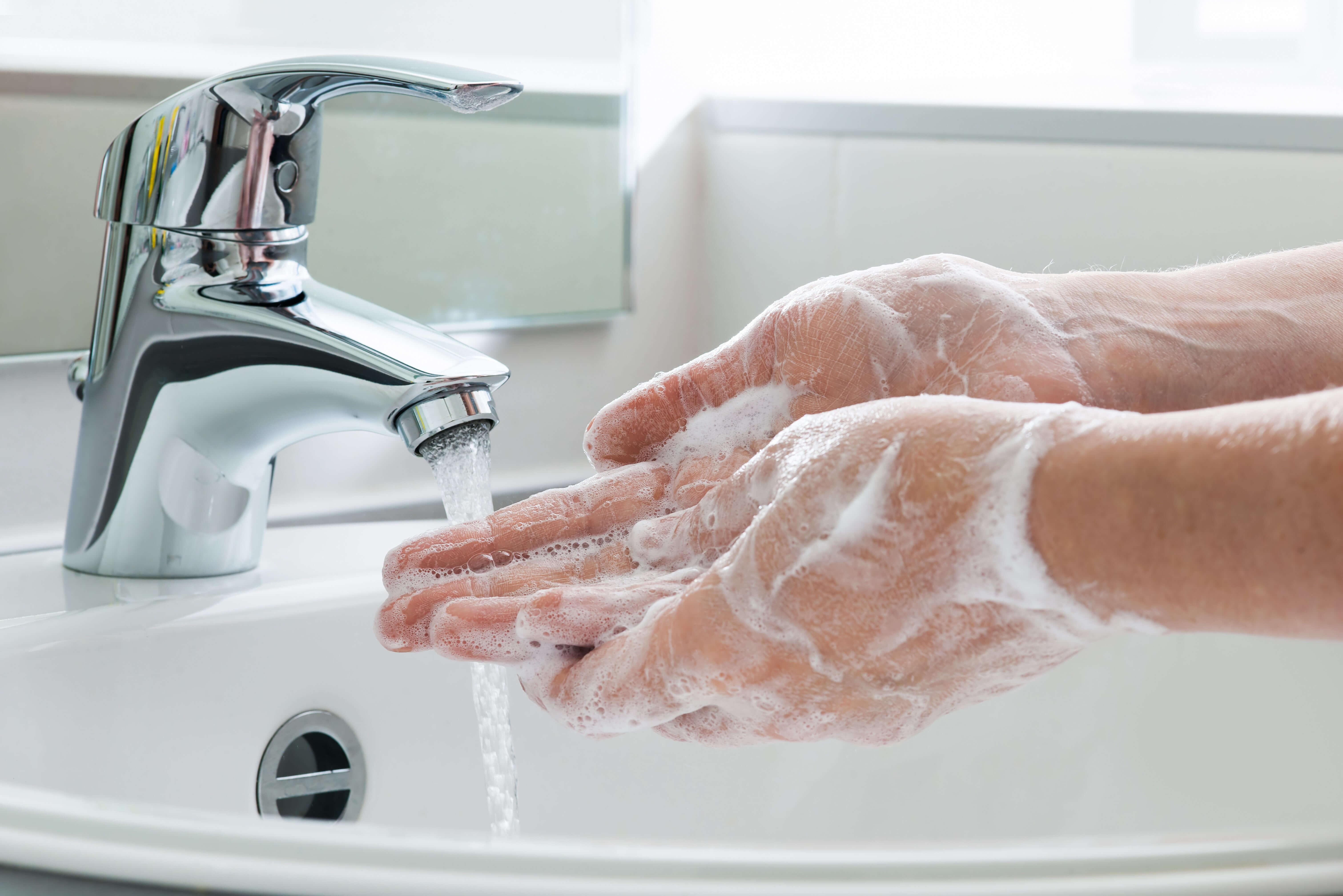 Мити руки