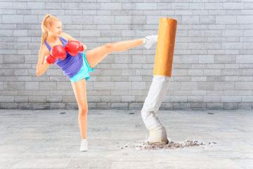 Спорт і куріння