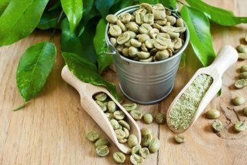 Зелена кава