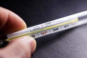 Температура 37