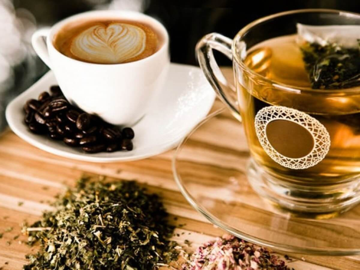 Чай і кава