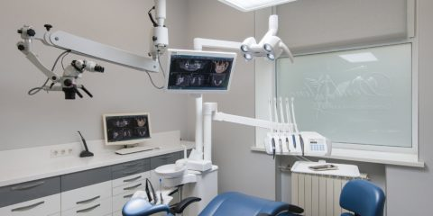 Стоматологія в Києві- обладнання