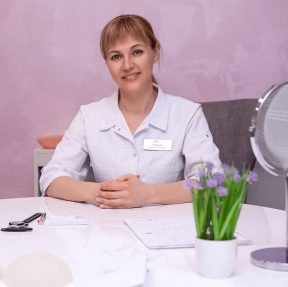 Светлана Работенко