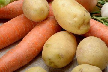 Картопля і морква