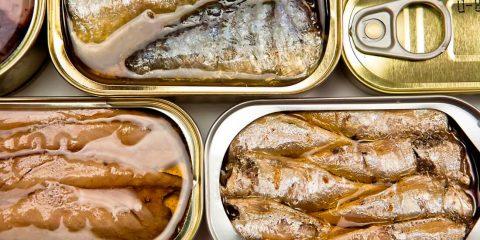 Рибні консерви