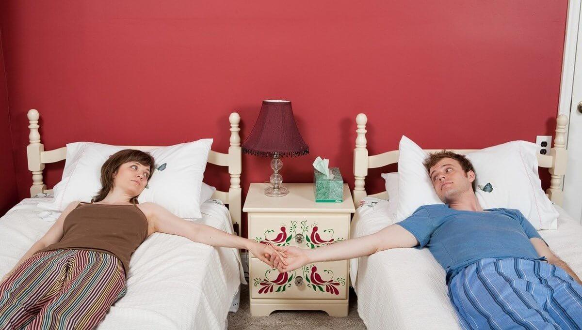 Роздільні ліжка