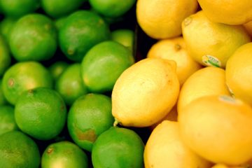 Лимон і лайм
