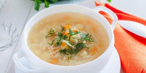 Курячий суп