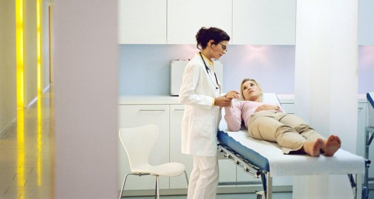 Консультація у лікаря