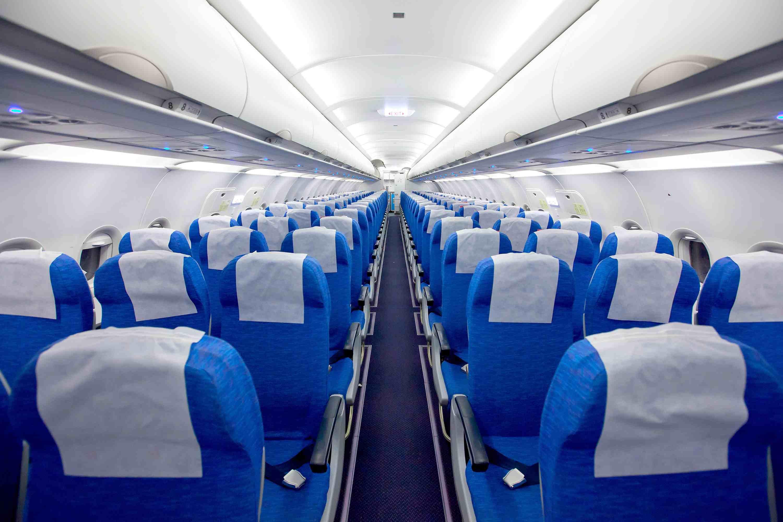 Салон літака