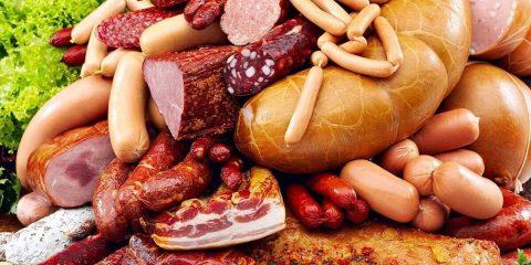 м'ясні продукти