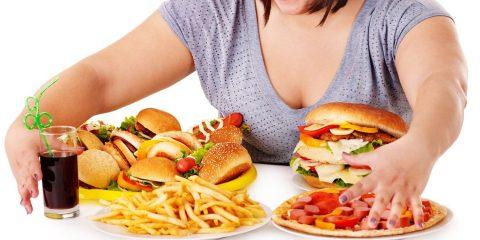 Переїдання