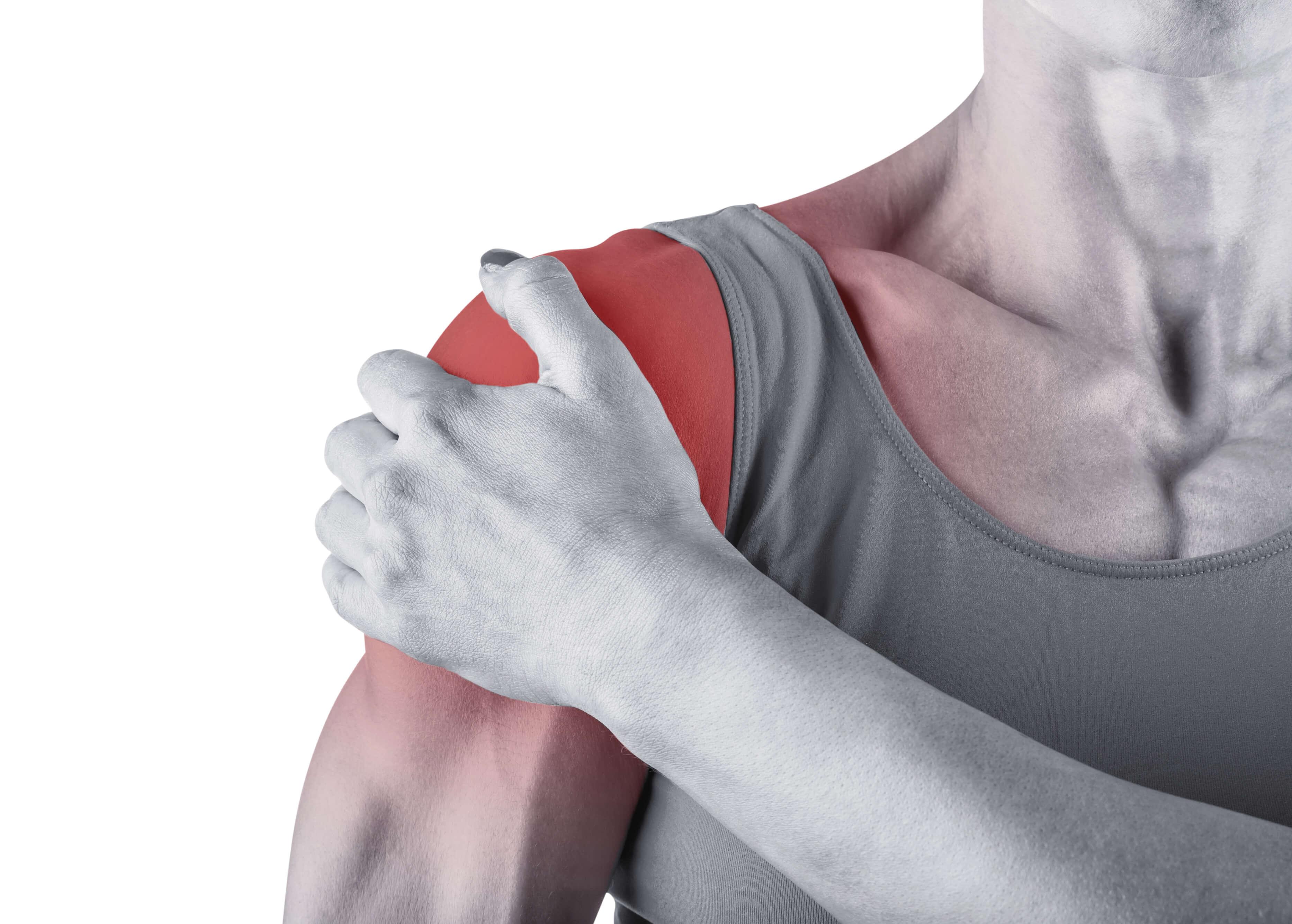 Біль в плечі