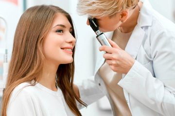 В офтальмолога
