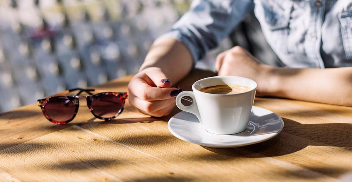 Пити каву
