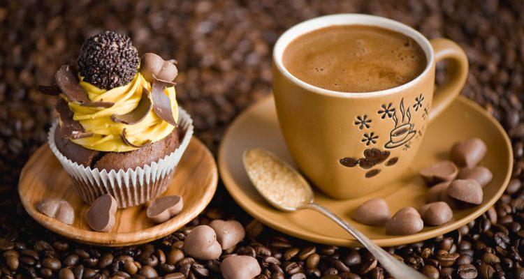Кава з шоколадом