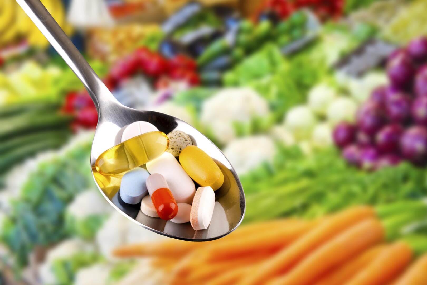 Ліки з продуктами