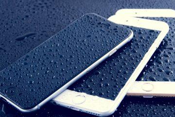 Iphone в воді