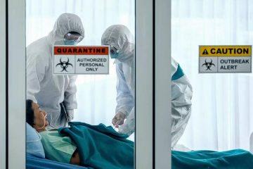 В інфекційному відділенні
