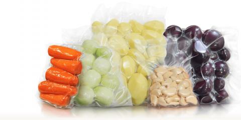 Очищені овочі