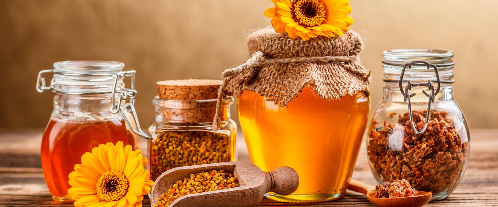 Мед та прополіс