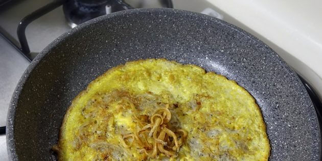Сковорода з мармуровим покриттям