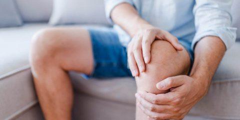 Біль в колінах