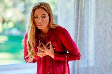 Біль в грудях
