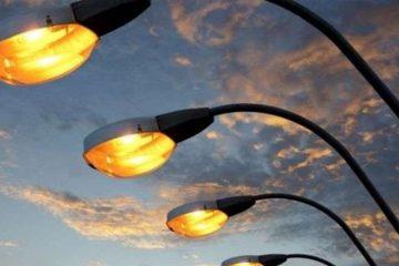 Вуличне освітлення