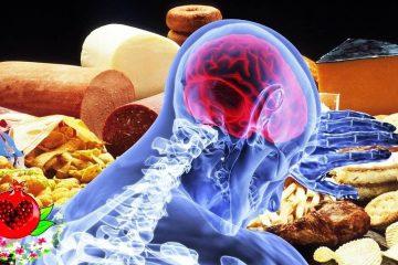 Шкідливі продукти для мозку